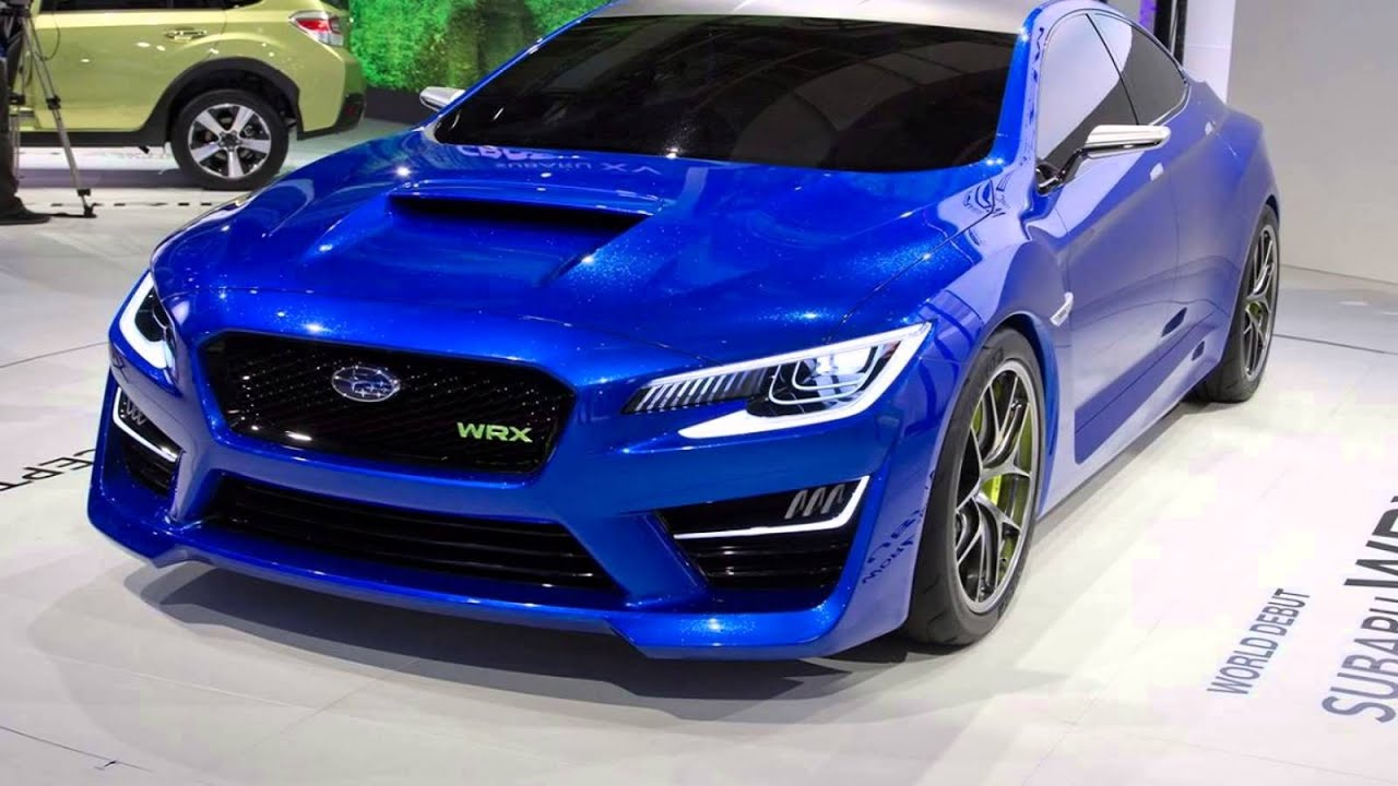 2017 Subaru WRX - YouTube