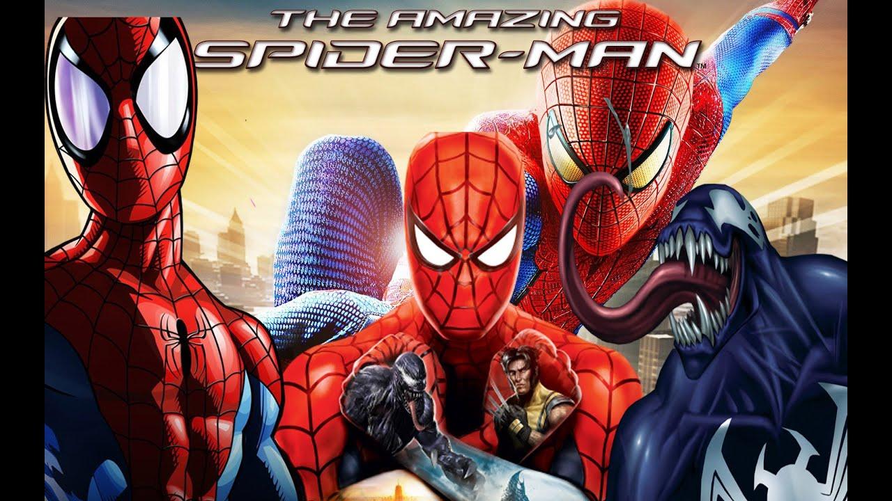 Especial SpiderMan Parte 9 Top10 Mejores Juegos de SpiderMan
