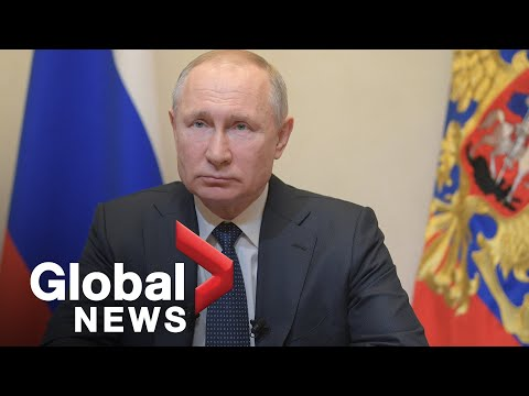 Coronavirus Outbreak: Putin Says Partial Lockdown Helped Russia Control Spread Of COVID-19