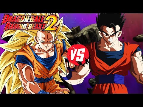 Dragonball z what if battle super saiyan 3 goku vs ultimate dragonball z what if battle super saiyan 3 goku vs ultimate gohan thecheapjerseys Image collections