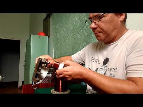 видео: Как намотать катушки на вибрационный насос ,часть 2