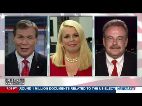Newsmax Debate Special | Betsy McCaughey, Michael Reagan, and Michael Flanagan analzye the debate