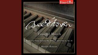 Piano Sonata in A Flat Major, Op. 26: II. Scherzo. Allegro molto