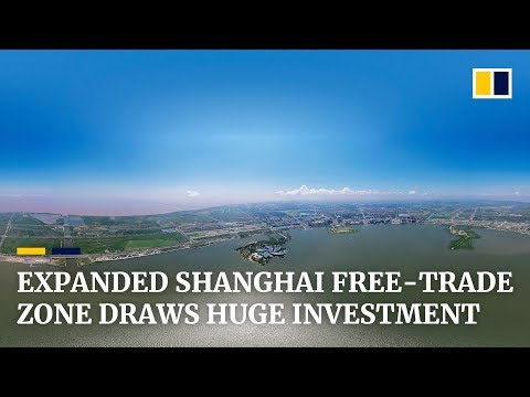 Shanghai Free-Trade Zone Doubles In Size