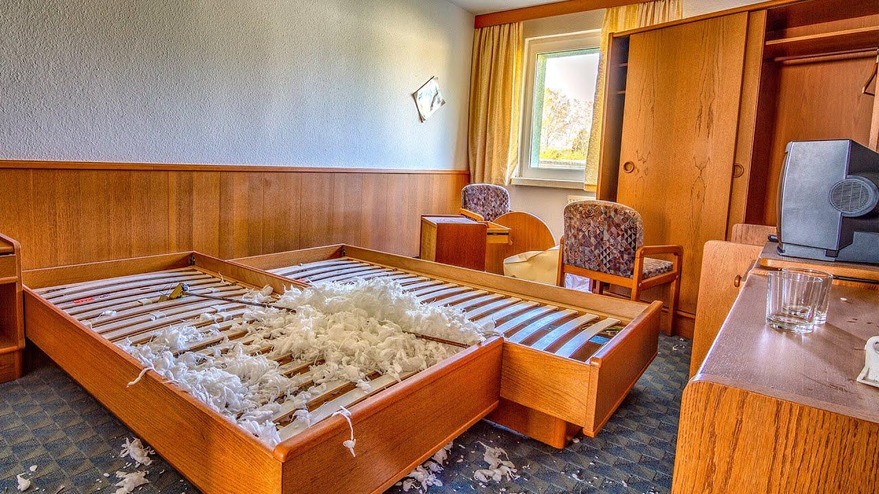 Verlassene Hotels Schwarzwaldhochstraße