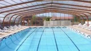 Découvrez la piscine du camping l'Abri-Côtier