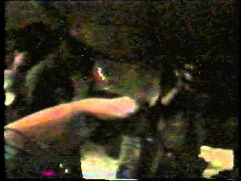 Disrupt live in Roma 1993