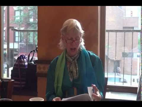 Pamela Timmins at Humanist Society of Metropolitan New York (HSMNY)