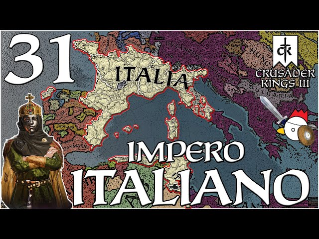 MACUMBA PAPALE   Crusader Kings 3 ITA - IMPERO D'ITALIA #31