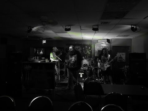 Anemic Heretic LIVE at C&M Billiards on 10-11-14