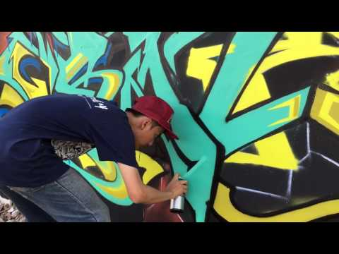 Gear Graffiti on January 1st 2017