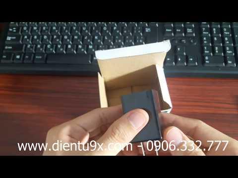 Camera IP Z99 Ngụy Trang Đầu Sạc Điện Thoại Xem Qua Điện Thoại