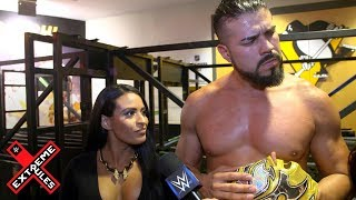 Zelina Vega reveals what's next for Andrade