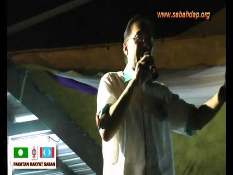 Anwar Ibrahim : Speech at Kinarut, Papar, Sabah.  2012 Otc 13