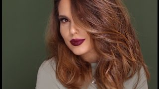 How to: Easy Wavy Hairstyle Tutorial | Ali Andreea