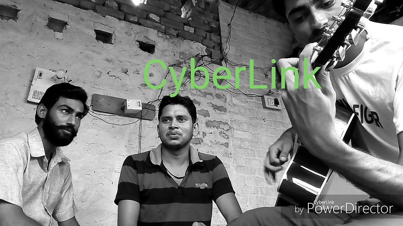A guitar cover of evergreen song jadu Teri nazar - YouTube