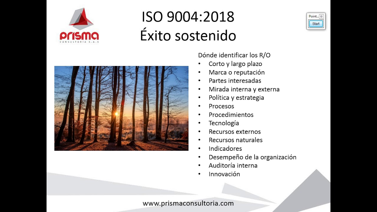 norma iso 31000 version 2018