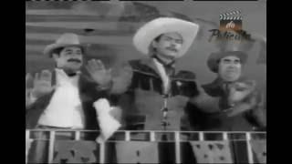 """Cine Mexicano - """"El pistolero desconocido"""""""