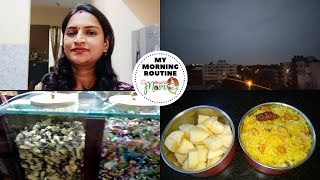 A Day In My Life || Vlog || Kids Lunch Box || Onion Pulihora Recipe