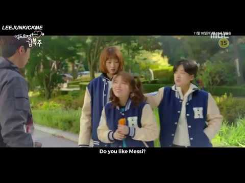 "Jae-Ha Kim » ""Weightlifting Fairy Kim Bok-Joo"" (역도요정 김복주)"