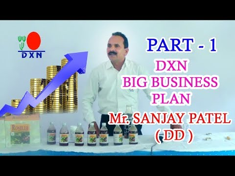 DXN BIG BUSINESS PLAN PART 1 (SHIVAM GAINO HELTH CARE CENTER