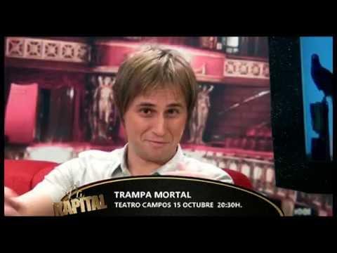 """""""Trampa Mortal"""" en """"La Kapital"""" de TeleBilbao"""