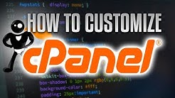 How To Customize cPanel And Setup Web Host Manager For Your Reseller Account
