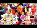 よみがえる手裏剣戦隊ニンニンジャー DX忍者激熱刀&ミニプラ 覇王ゲキアツダイオー Gekiatsu Dai Oh!