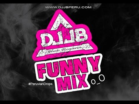 FUNNY MIX 003 - DJ JB (Sia, Mike Posmer, Dj Snake, Major Lazer, Sak Noel, Tjr, Enrrique Iglesias)