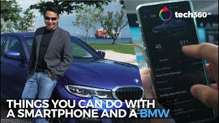 Things You Can Do With A Smartphone and a BMW