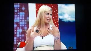 RAQUEL MANCINI EN INTRUSOS 2014