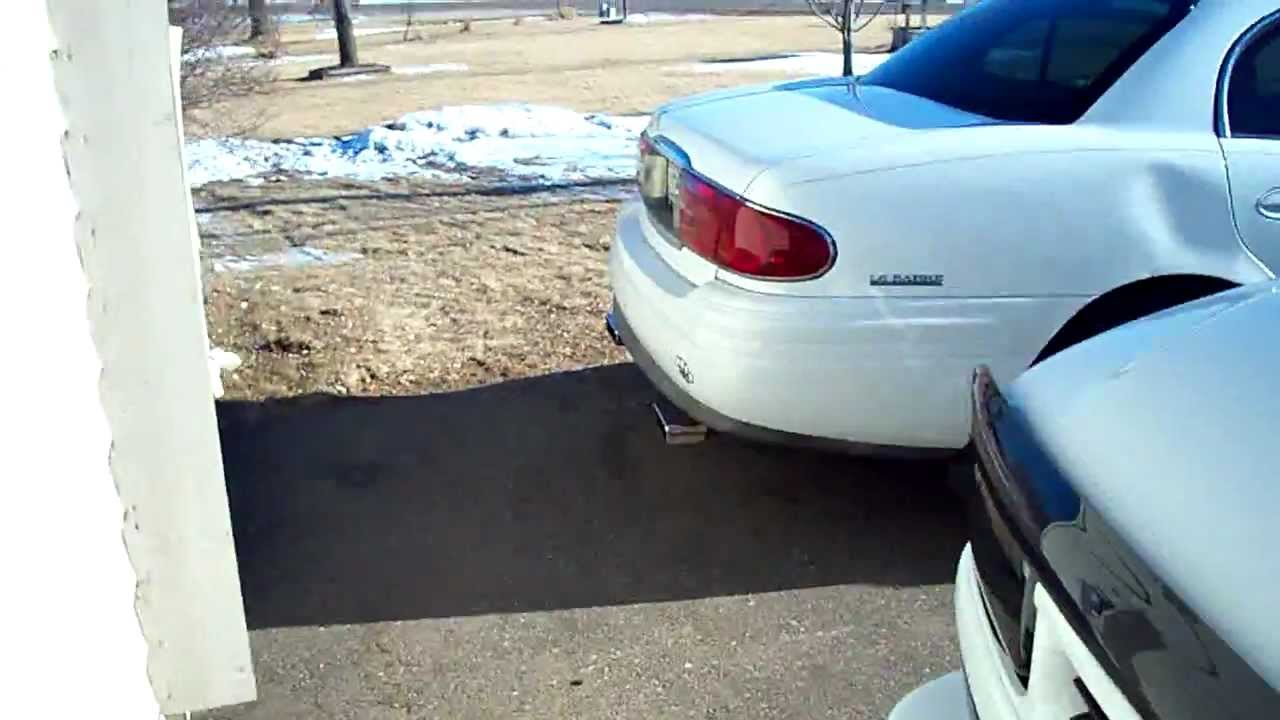 2000 Lesabre Limited Dual Exhaust - YouTube