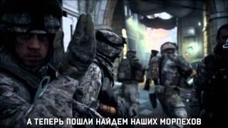 Battlefield 3 - релизный трейлер