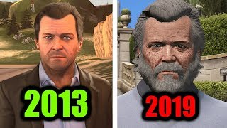 GTA 5 SIX Year Anniversary... Is GTA 5 the BEST or WORST GTA?