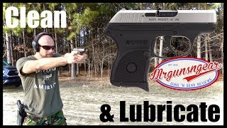 How To Clean And Lubricate A Ruger LCP Pistol