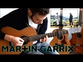 Martin Garrix & Dua Lipa - Scared To Be Lonely (Fingerstyle Guitar Cover) By Guus Music