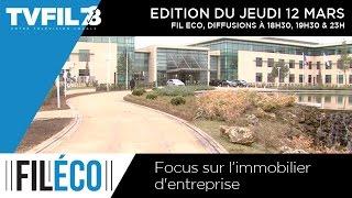 Fil Eco – Emission du jeudi 12 mars 2015
