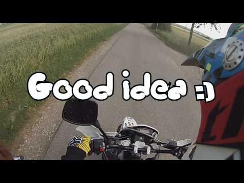 Funny Supermoto Friday / Husqvarna SMR 125 / REV Limiter/ Urban Ride