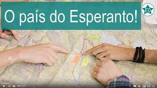O país que adotou o Esperanto como língua oficial! | Esperanto do ZERO!