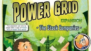 Power Grid: The Stock Companies — Spiel 2015