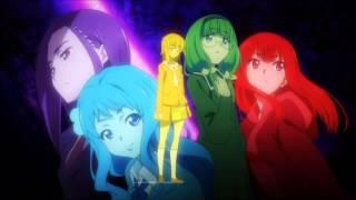 Artist: Kanon Wakeshima Title: World's end, Girl's rondo Anime: Sel...
