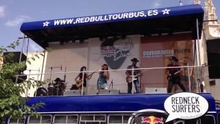 Redneck Surfers @ Sonorama, Aranda de Duero, Burgos 11-08-2012