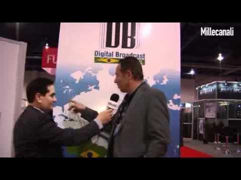 Transmisores Radio FM y Television, Nab2010 Ditadi DB Broacast