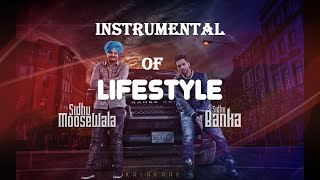INSTRUMENTAL OF JATT LIFESTYLE