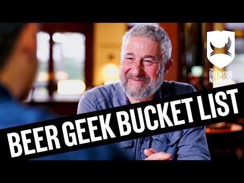 The Stories Behind Beers - Interview With Sierra Nevada Founder Ken Grossman | Beer Geek Bucket List