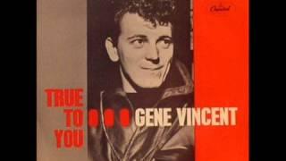 Gene Vincent   She she little Sheila   1960