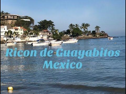 Ricon de Guayabitos Mexico travel video