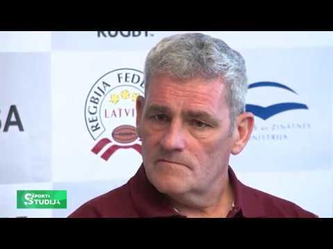 Regbija izlasei jauns treneris no Lielbritānijas Gerijs Vokers