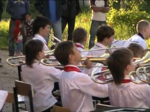 Концерт у школы - 3 ( 25.05.12 г. )