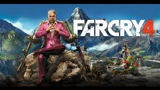 Far Cry 4 Walkthrough Part 1 -  (Prologue PS4 Gameplay No Commentary)